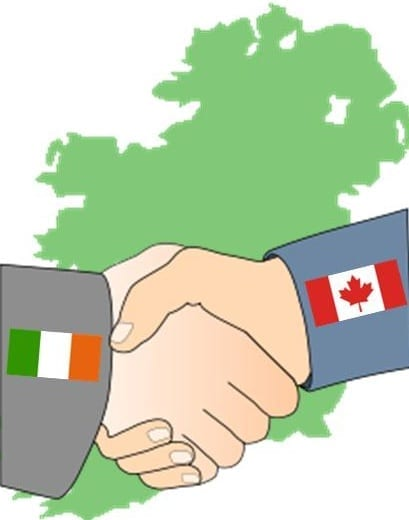 international insurance deal Ireland and Canada