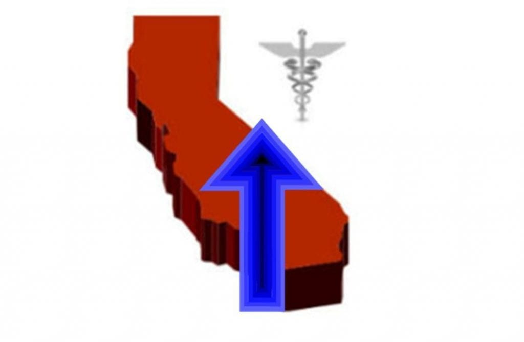 California Health Insurance exchange popularity