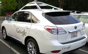 Google driverless auto insurance discount