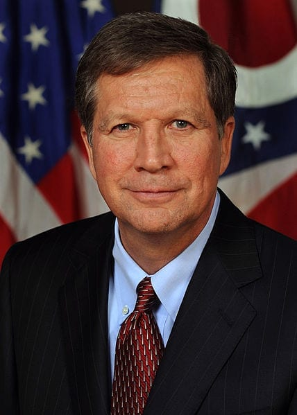 Ohio Governor John Kasich - Workers Compensation Program