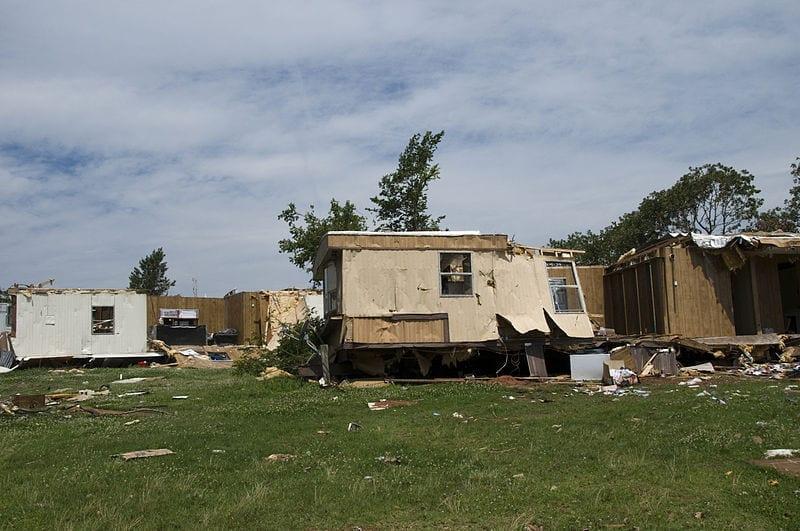 Oklahoma tornado homeowners insurance