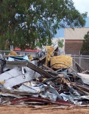 liability insurance damaged building