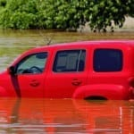 Floodwaters flood auto insurance claims