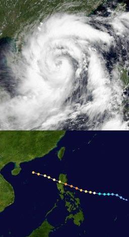 Cyclone Utor