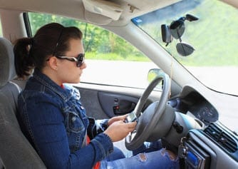 Texting While Driving1