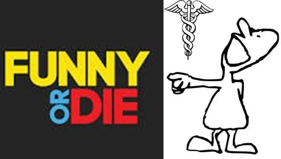 Funny or die healthcare reforms