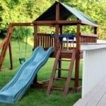 Personal Property Swing Set