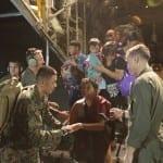 Military helping Super Typhoon Haiyan victims