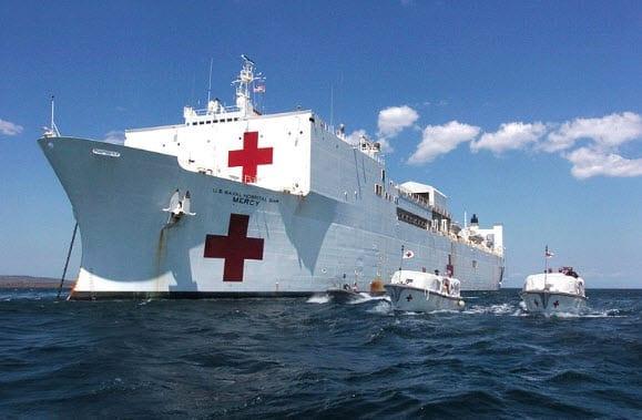 USNS Hospital Ships