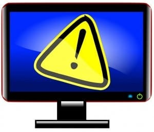 health insurance website problem security alert computer