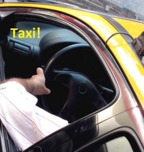 taxi auto insurance