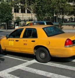 Auto insurance rule compliance for Yellow Cab - Live Insurance News