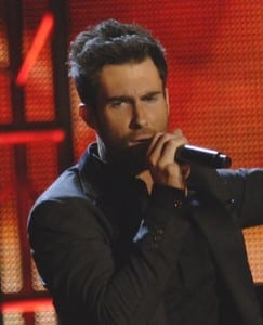 Adam Levine health insurance marketing