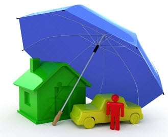 auto insurance ,home, umbrella