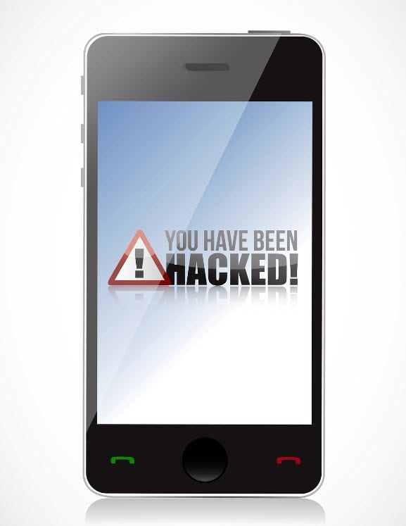 hacked phone federal insurance exchange
