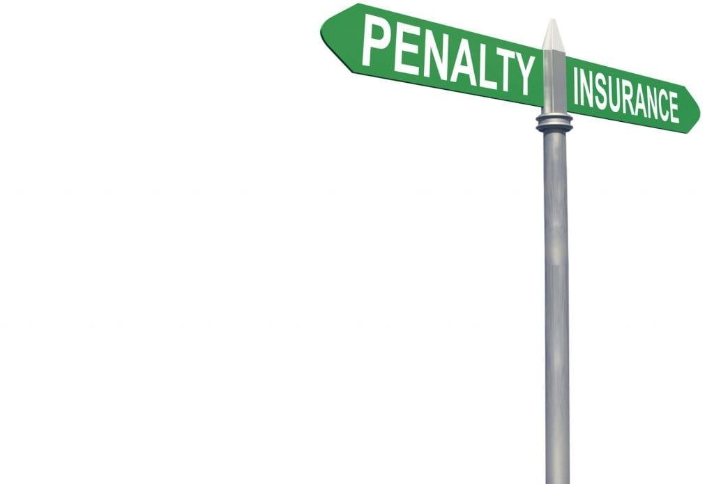 health insurance penalty