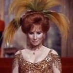 Barbra Streisand (1969 Hello Dolly!) Celebrity Insurance