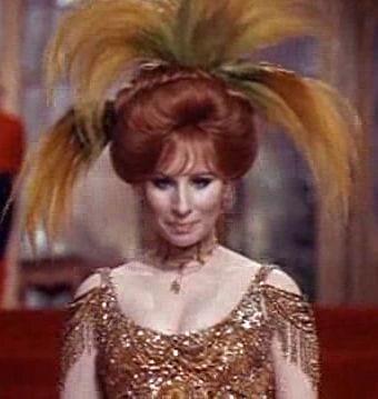 Barbra Streisand (1969 Hello Dolly!) Celebrity Insurance