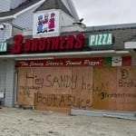 hurricane sandy business shut down