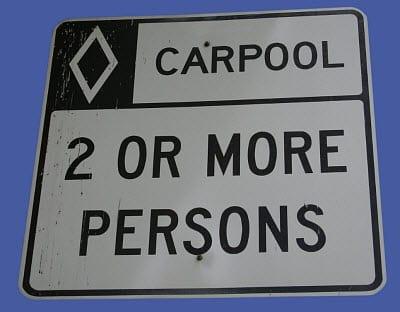 Carpool RideSharing auto Insurance