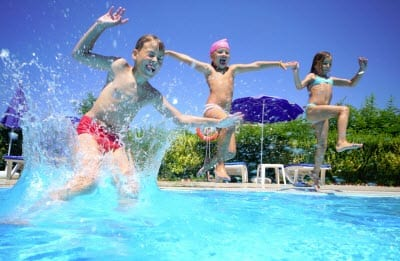 summer pool safety