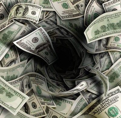 flood insurance bills debt money