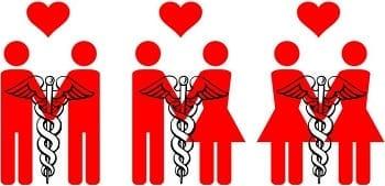 same sex couple insurance plans health care reform