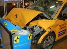 auto insurance crash test
