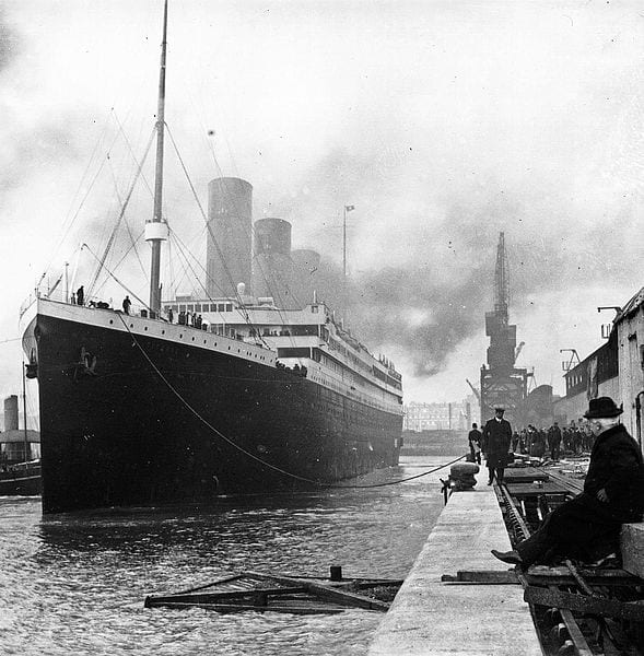 RMS Titanic insurance news