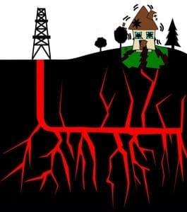 fracking oklahoma earthquake insurance