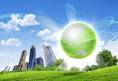 green alternative energy insurance industry