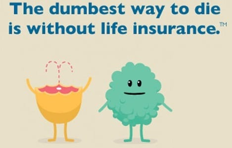 Dumb ways to die empire life insurance marketing campaign