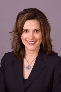 Gretchen Whitmer Michigan rape insurance bill