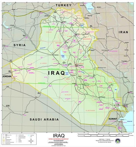 Iraq business insurance