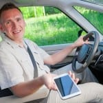 auto insurance premiums car mobile smartphone