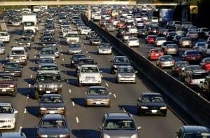 ride sharing auto insurance car traffic california