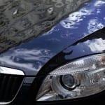 hail damage car auto