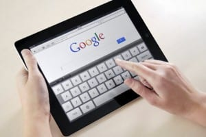 tablet ipad google insurance