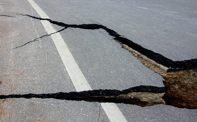 sink hole earthquake insurance