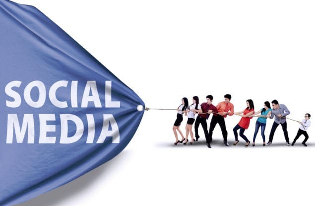 social media and the Insurance Industry