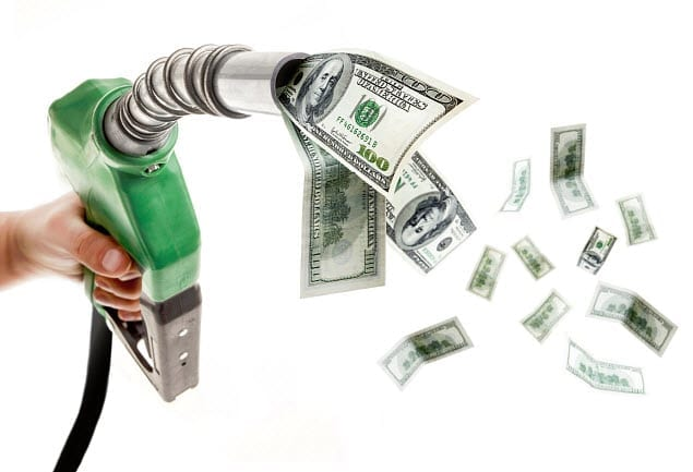 fuel cost auto insurance rates