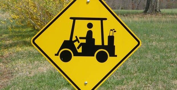 Golf cart car auto homeowners insurance