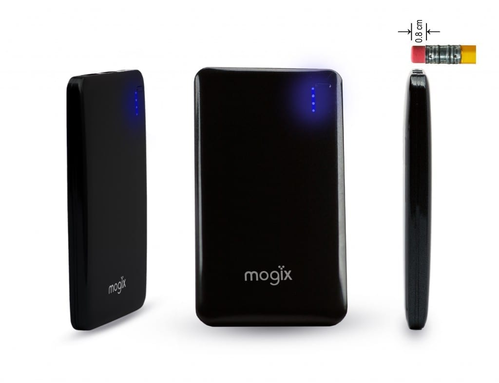 Mogix portable battery charger