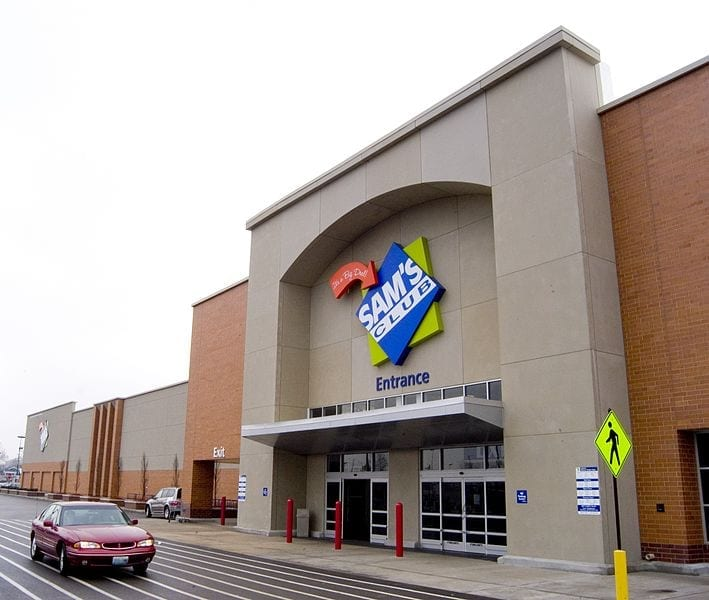 Sam's Club health insurance exchange