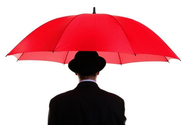 rain umbrella coverage insurance industry climate change