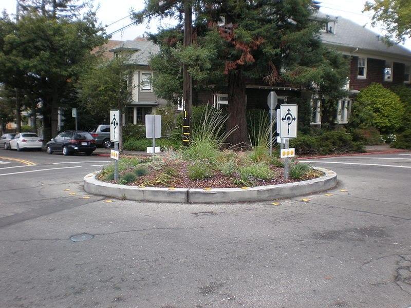 Roundabout at Berkeley Insurance news