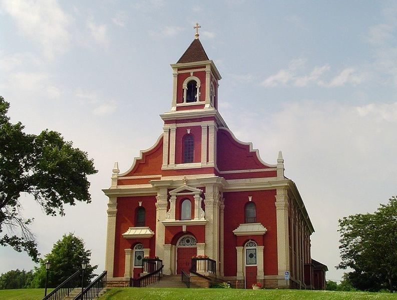 St Mary's Catholic Church Minnesota insurance claims companies