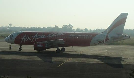 AirAsia airline insurance plane