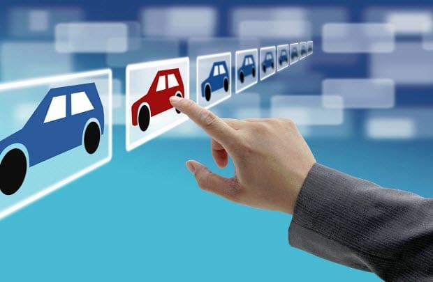 auto insurance ride share car