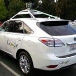 Driverless self-driving car Google auto insurance